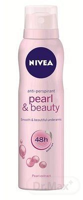 NIVEA ANTI-PERSPIRANT Pearl & Beauty sprej 1x150 ml