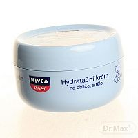 NIVEA BABY Hydratačný krém 1x200 ml