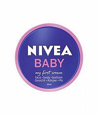 NIVEA BABY Krém na tvár, telo a zadoček 1x150 ml