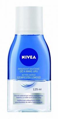 NIVEA Dvojfázový odličovač očí a make-upu 125 ml odličovač