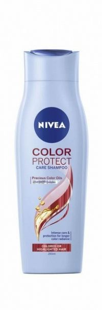 NIVEA HAIR Šampón Color Care & Protect (CrystalGloss) 1x250 ml
