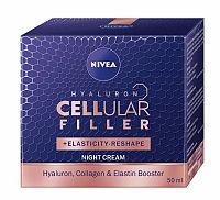 NIVEA Hyaluron Cellular Filler 50 ml - remodelačný nočný krém