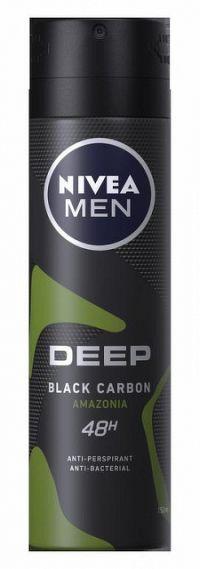NIVEA Men Deep Amazonia 150 ml antiperspirant - sprej