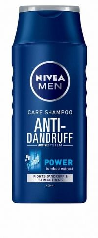 NIVEA MEN Power 400 ml - šampón proti lupinám