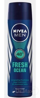 NIVEA MEN SPREJ DEO Fresh Ocean 1x150 ml