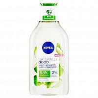 NIVEA Micelárna voda Naturally Good 400 ml