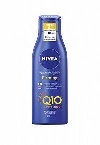 NIVEA Q10 + vitamín C 250 ml výživné spevňujúce telové mlieko