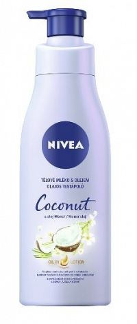 NIVEA Telové mlieko Coconut & Manoi Oil 200 ml