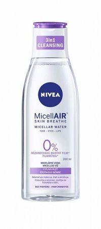 NIVEA Upokojujúca micelárna voda 200 ml micelárna voda