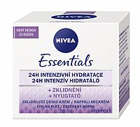 NIVEA Upokojujúci denný krém C 50 ml