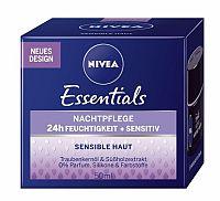 NIVEA Upokojujúci nočný krém C 50 ml