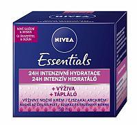 NIVEA Výživný nočný krém 50 ml