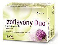 Noventis Izoflavony Duo s vitamínem D 50+10 cps.