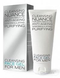 NUANCE FOR MEN CLEANSING čistiaci gél na tvár 1x100 ml