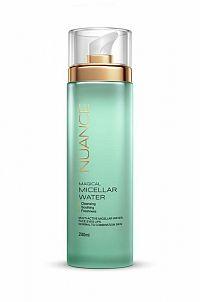 NUANCE MICELLAR WATER micelárna voda pre normálnu a zmiešanú pleť, 200 ml