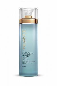NUANCE MICELLAR WATER micelárna voda pre suchú pleť, 200 ml