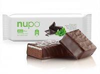 NUPO Meal bar Tyčinka Čokoláda & mäta náhrada jedla 1x60 g