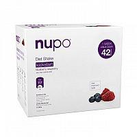 NUPO Value Pack Diétny napoj čučoriedka, malina v prášku 42 porcií (1344 g)