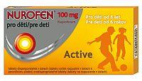 NUROFEN pre deti Active tbl oro 100 mg 1x12 ks