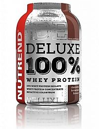 NUTREND DELUXE 100% WHEY 2250 g chocolate brownies
