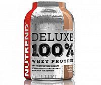 NUTREND DELUXE 100% WHEY 2250 g čokoláda a lieskový orech