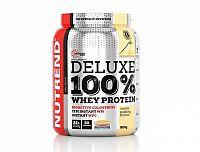 NUTREND DELUXE 100% WHEY pudingová vanilka 900 g