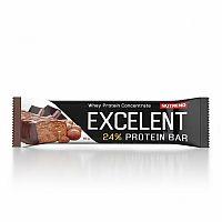 NUTREND EXCELENT PROTEIN BAR čokoláda a oriešky 1x85 g