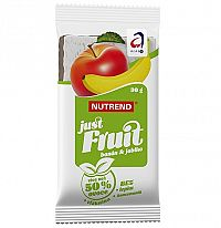 Nutrend Just Fruit - banán + jablko 1x30 g