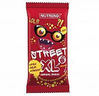 NUTREND Street XL 30 g jahoda s jogurtovou polevou