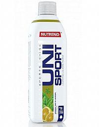 NUTREND UNISPORT DRINK koncentrát nápoj, príchuť zelený čaj + citrón 1x1000 ml