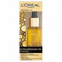 Nutri-Gold Pleťový olej 1x30 ml