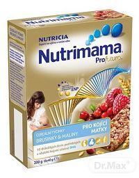 Nutrimama Profutura cereálne tyčinky Brusnice & Maliny (pre kojacie matky) 5x40g (200 g)