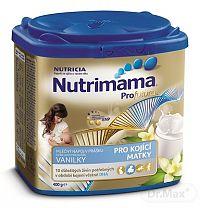 Nutrimama Profutura mliečny nápoj s vanilkovou príchuťou (pre kojacie matky) 400 g