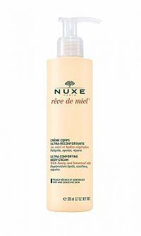 NUXE Réve de Miel Ultra upokojujúci telový krém pre suchú a veľmi suchú pleť, 1x200 ml