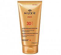 NUXE SUN SPF30 delikátne mlieko na opaľovanie 1x150 ml