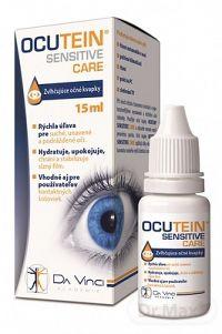 OCUTEIN SENSITIVE CARE - DA VINCI zvlhčujúce očné kvapky 1x15 ml