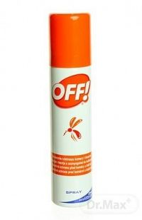 OFF! REGULAR SPRAY repelent 1x100 ml