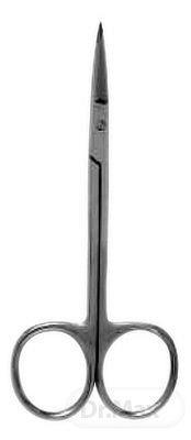 Omron Nožnice 34-0511 11cm jemné rovné