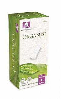 Organyc bio menštruačné vložky slipové + 24 kusov