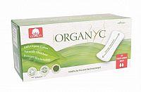 Organyc bio menstruačné vložky slipové předĺžené MAXI 20 kusov