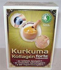 Oriental Herbs Kurkuma s kolagénom 60 kapsúl