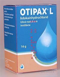 OTIPAX L int ots (fľ.skl.žltá) 1x16 g