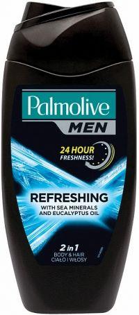 Palmolive sprchový gél Men Refreshing modry 250 ml
