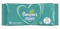 PAMPERS Baby Wipes Fresh Clean vlhčené obrúsky 1x52 ks