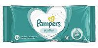 PAMPERS Baby Wipes Sensitive vlhčené obrúsky 1x52 ks