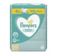 PAMPERS Baby Wipes Sensitive vlhčené obrúsky XXL pack 6x80 ks (480 ks)