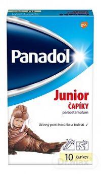 Panadol Junior sup 250 mg 1x10 ks