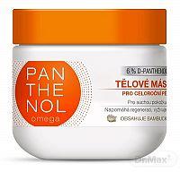 PANTHENOL Omega 6% telové maslo pre suchu pokožku 1x300 ml