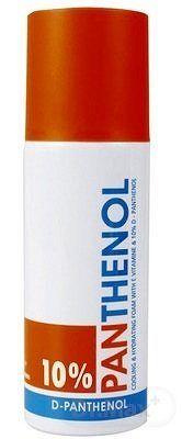 PANTHENOL Sprej 10 % 150 ml