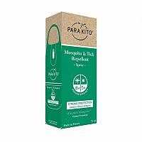PARAKITO Sprej pre silnú ochranu proti komárom a kliešťom 75 ml